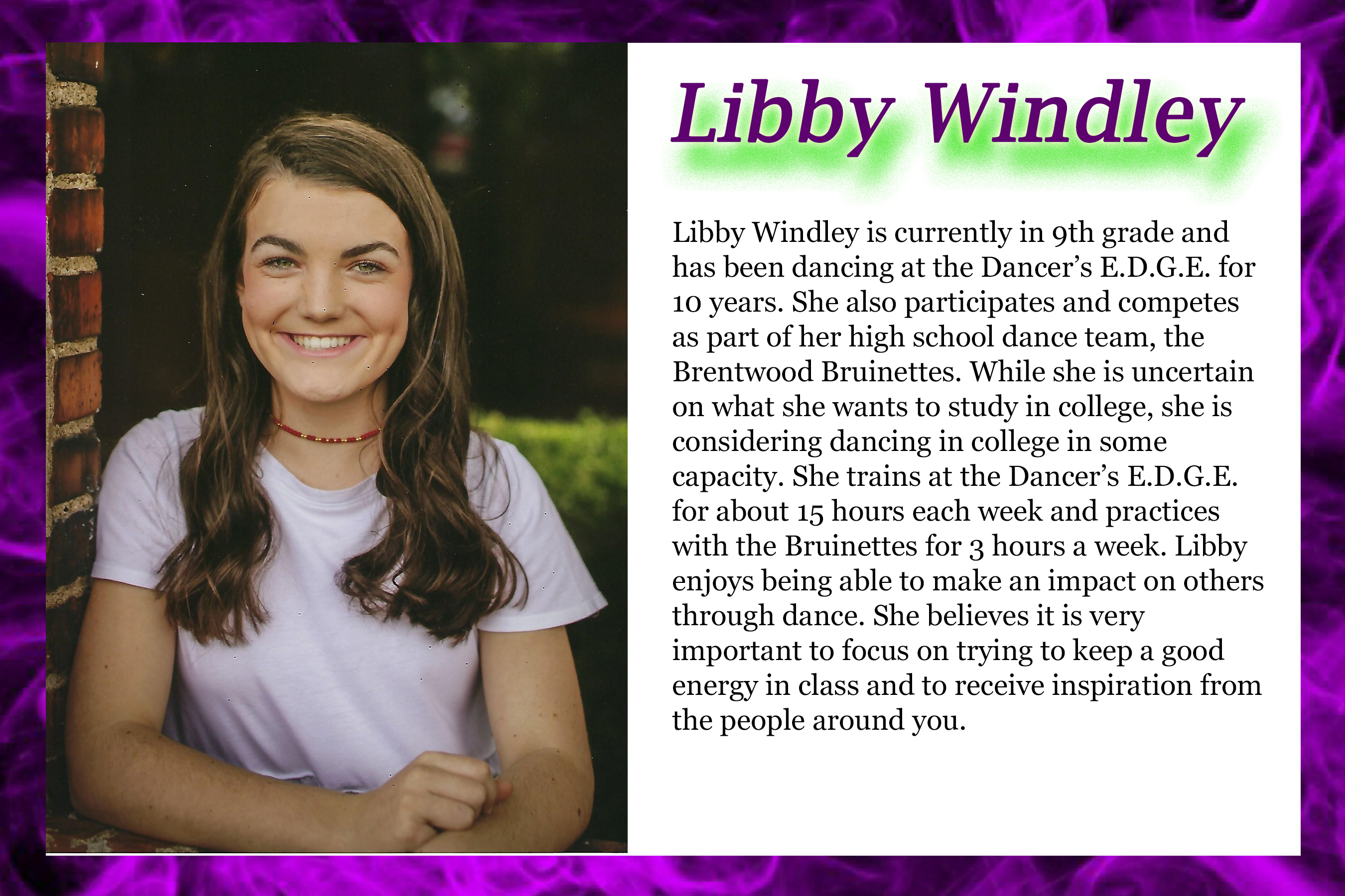 Libby Windley